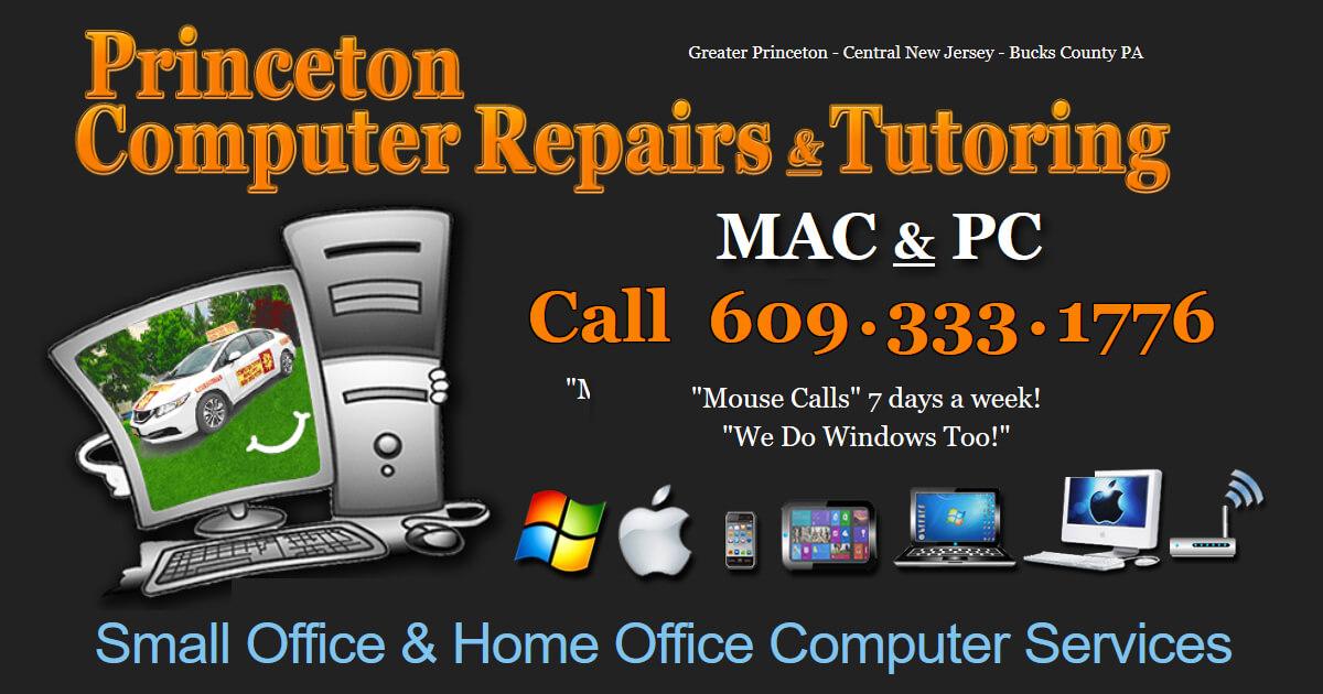 Contact Us - Princeton Computer Repair
